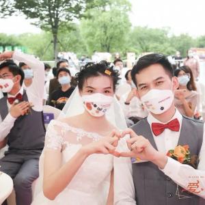 秘!盘点阿里集体婚礼上的策划小心机!